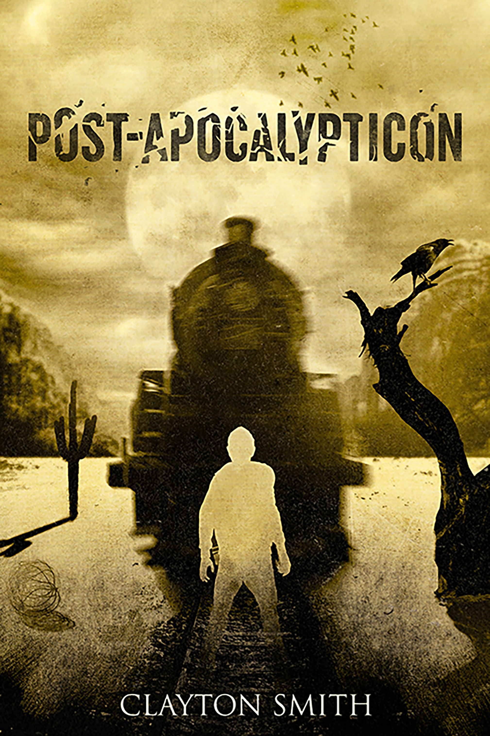 """Post-Apocalypticon - The second book in the Apocalypticon series finds Ben Fogelvee on a post-apocalyptic desert adventure, fighting for survival against snakes and cults and messengers and cliff-dwellers and all manner of after-doomsday weirdness in an adventure that's """"hilarious, harrowing, and heart-wrenching…the perfect sequel!"""""""