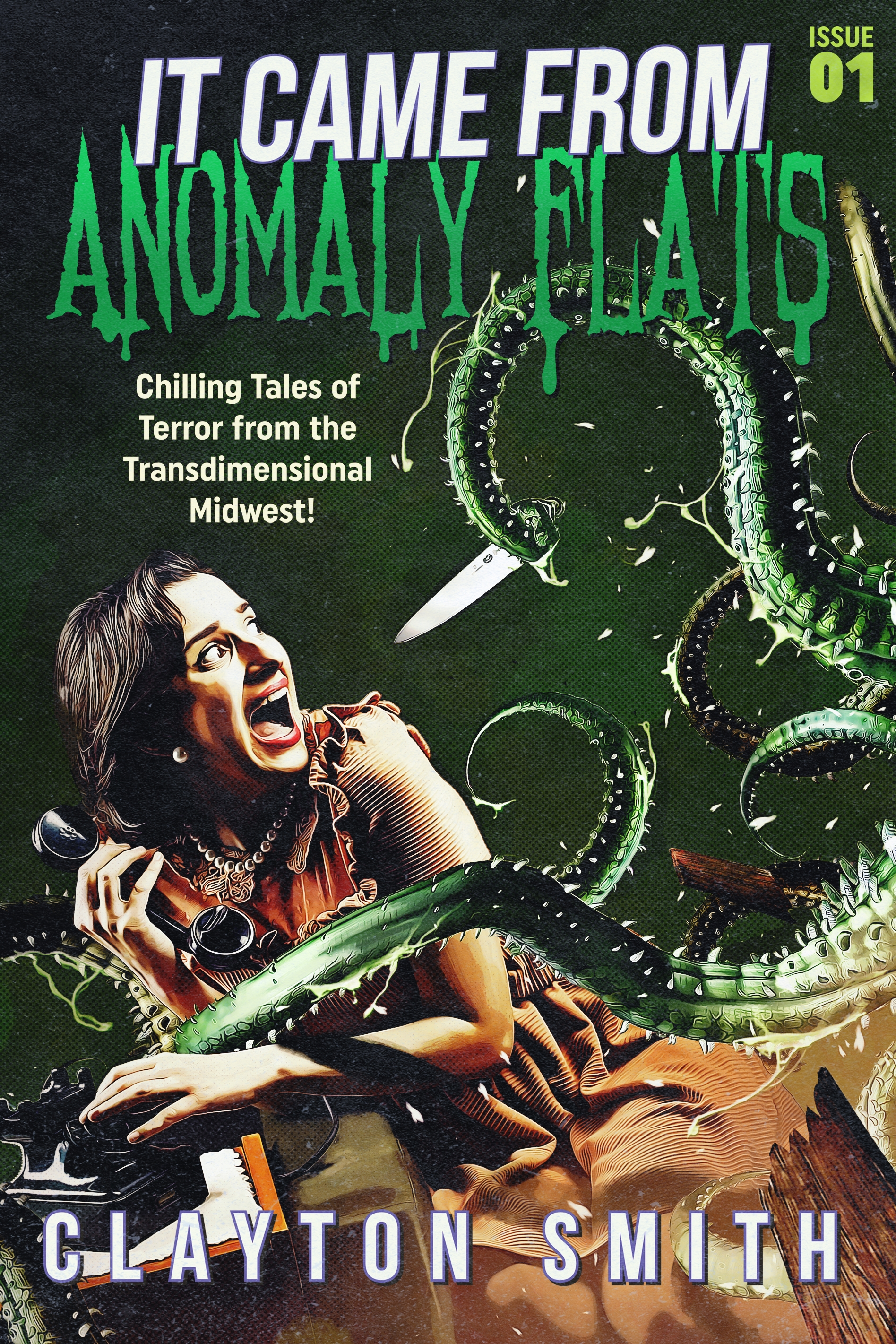 It Came From Anomaly Flats -