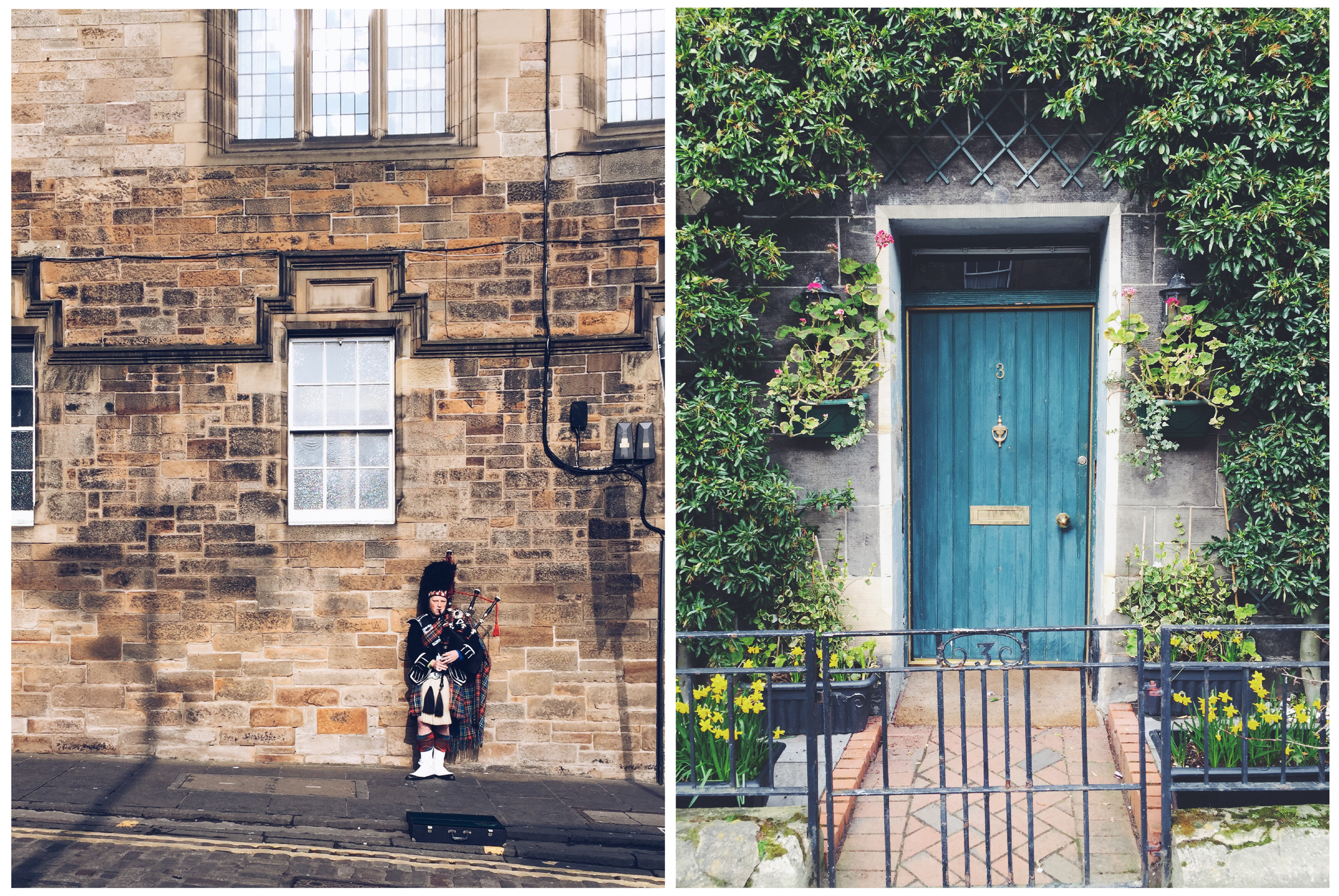 Edinburgh // St. Andrews