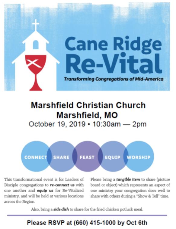 Marshfield Oct. 19