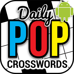 FREE POP-CULTURE CROSSWORDS for Android phones and tablets