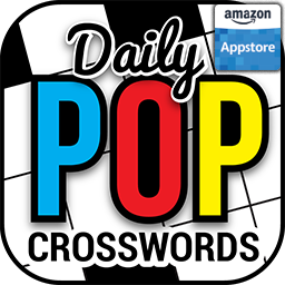 FREE POP-CULTURE CROSSWORDS for Amazon Fire devices