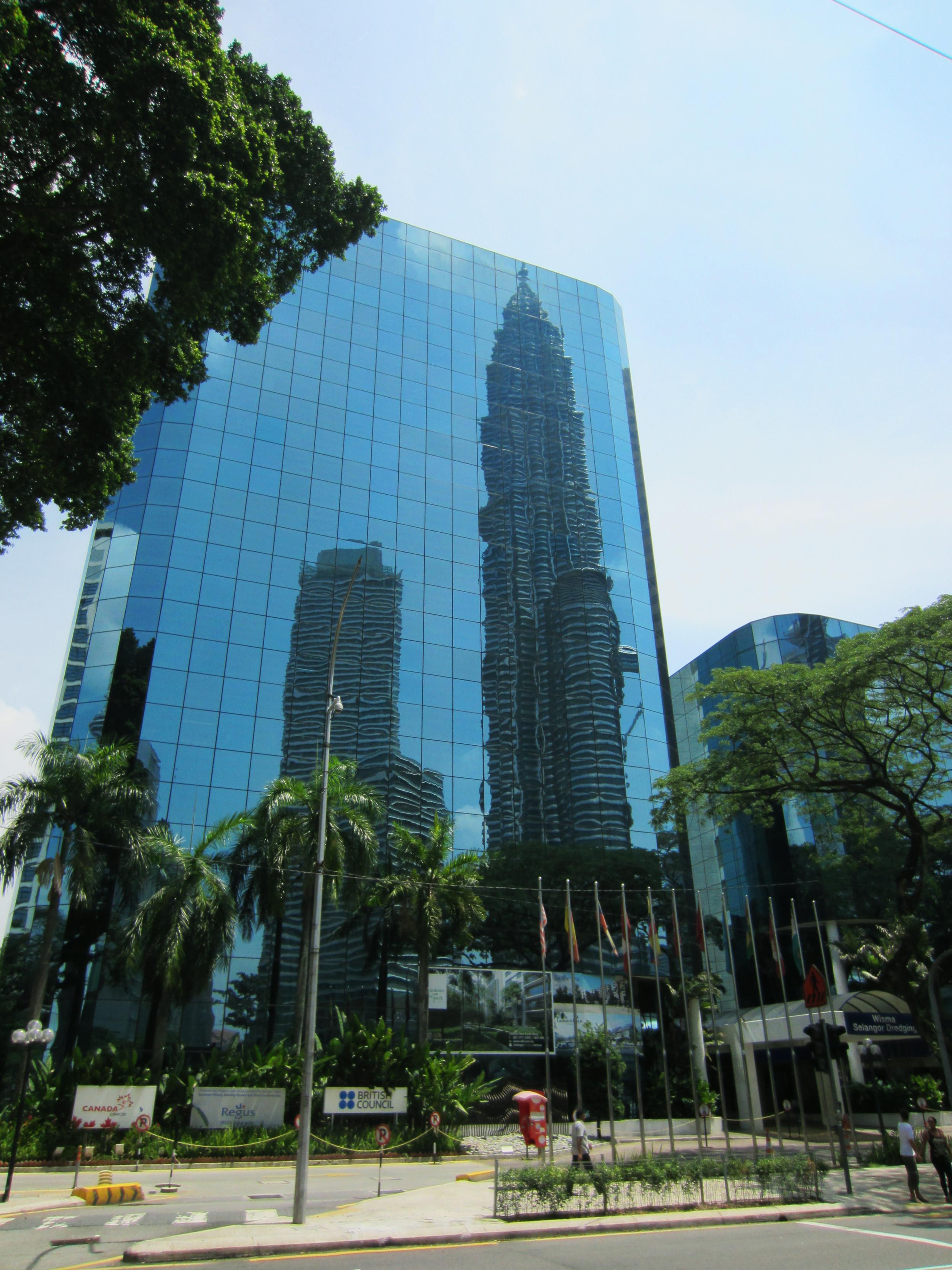 Petronas' Towers - KL, Malaysia