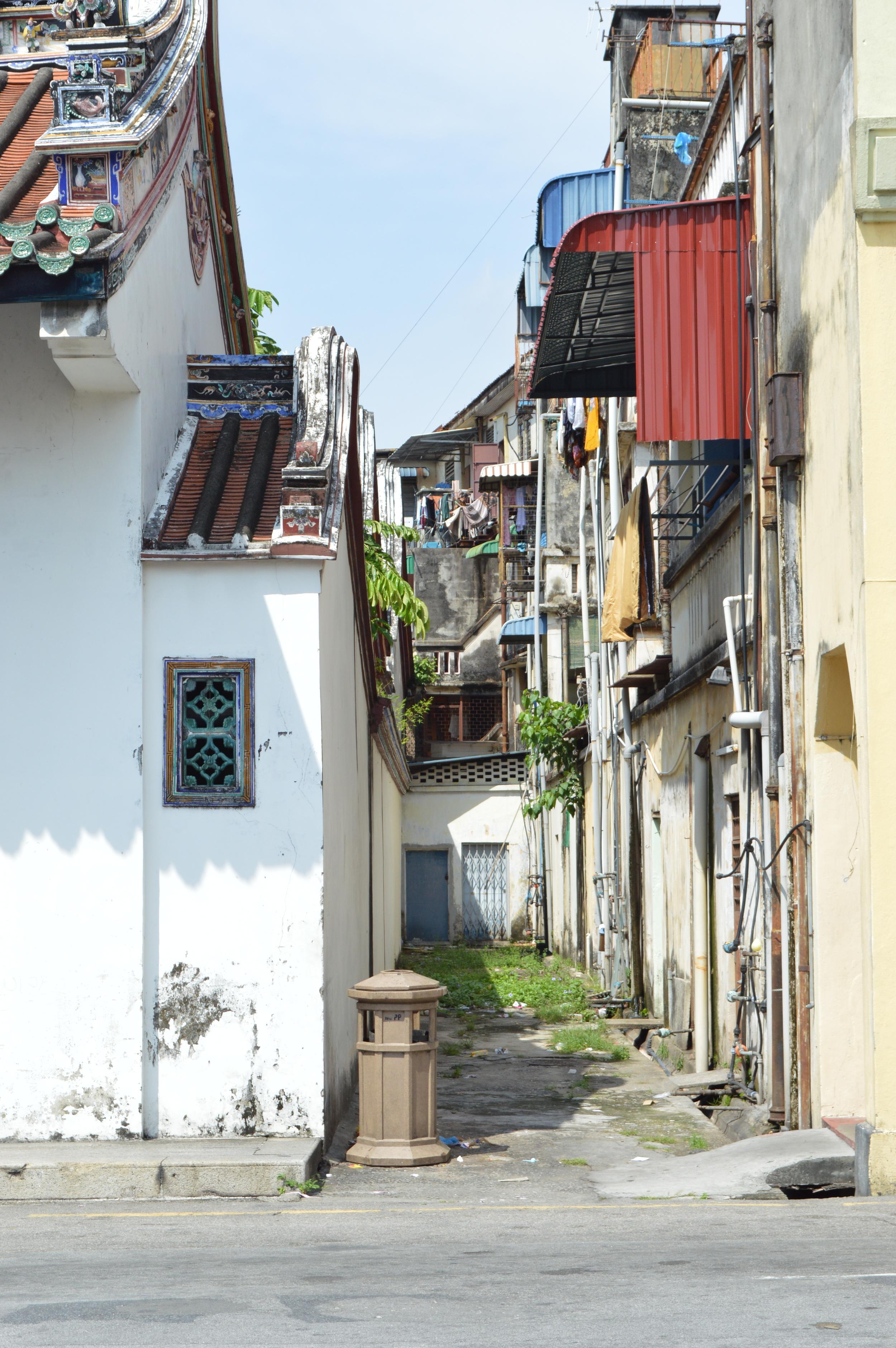 Streets of Penang - Penang, Malaysia