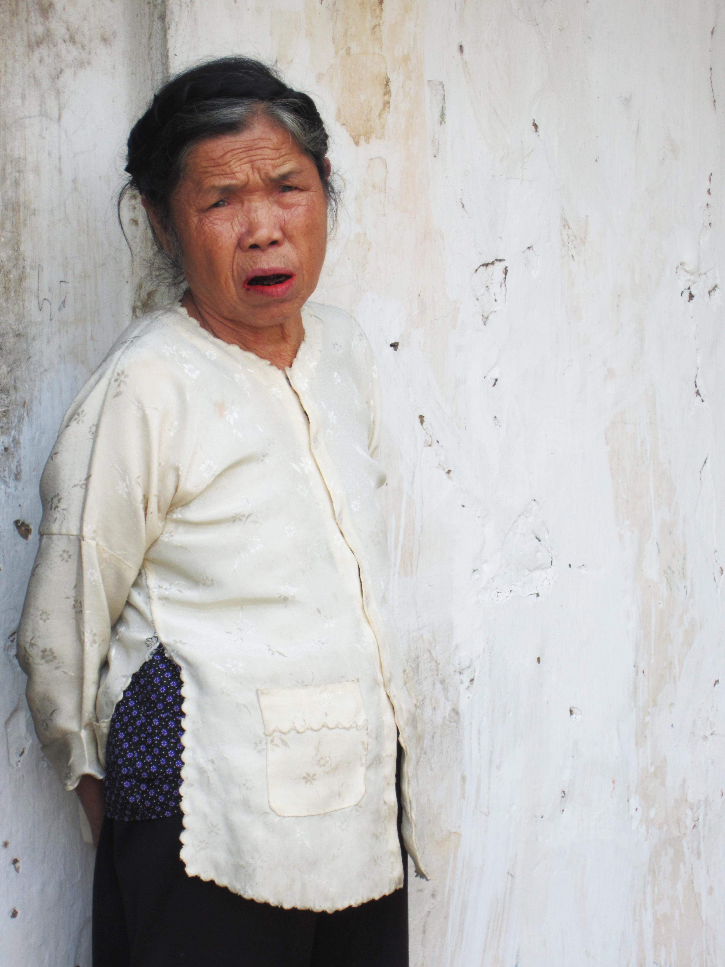 'Co oi' - Duong Lam, Vietnam