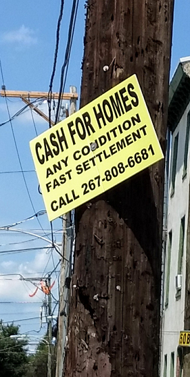 "KNOW THE VALUE OF YOUR HOME - Have you seen signs offering ""CASH for YOUR home"" or received flyers or mail with unsolicited purchase offers? Ever wondered if they would give you a fair deal?By: Eileen Divringi"
