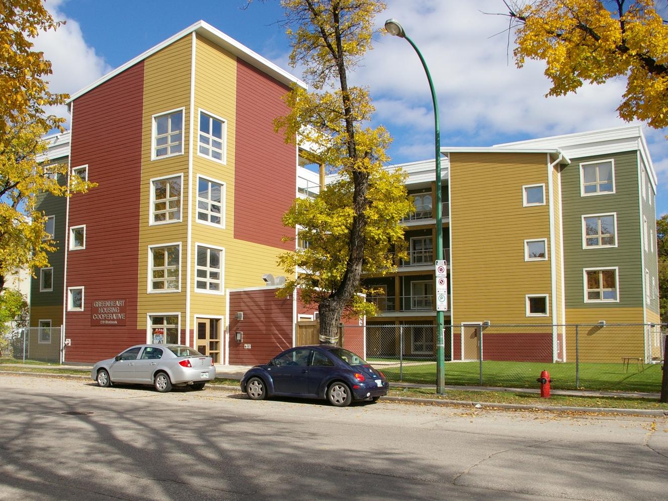 Greenheart Housing Cooperative