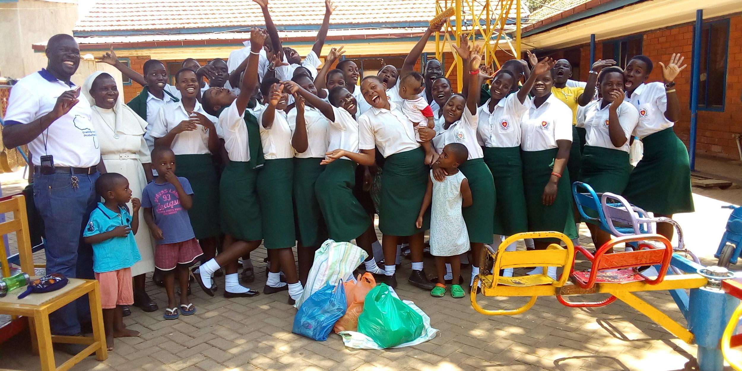 Group photo - COWA Nsambya.jpg
