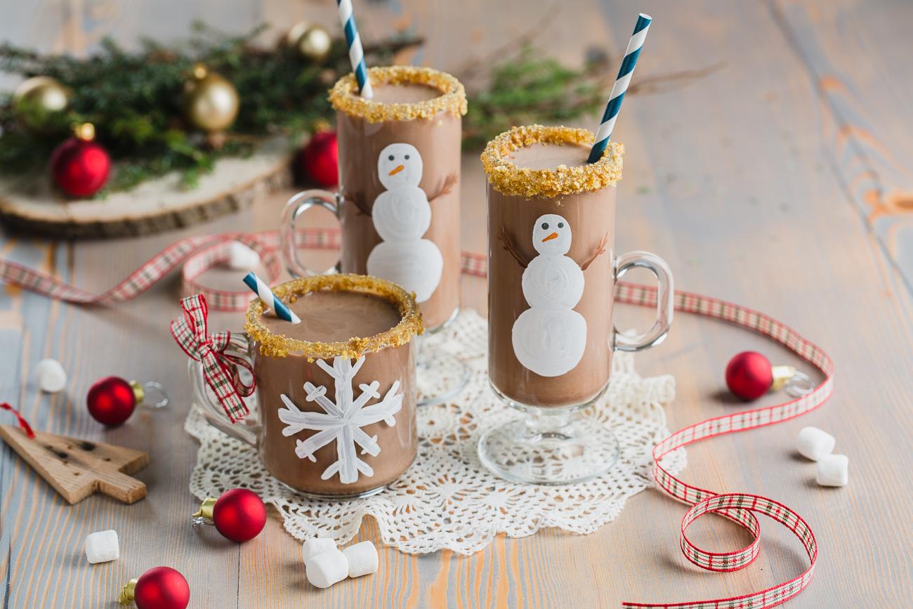 Hot chocolate recipe for  Envirokidz