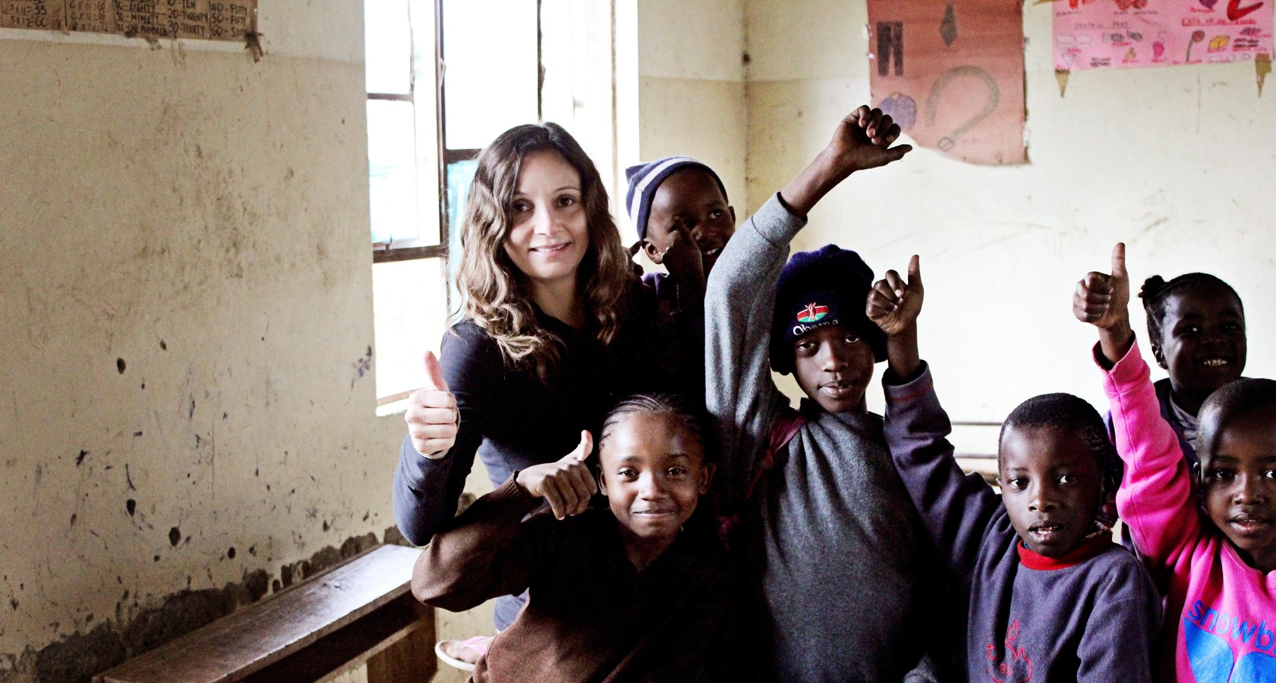 Essa School, Tanzania, Africa