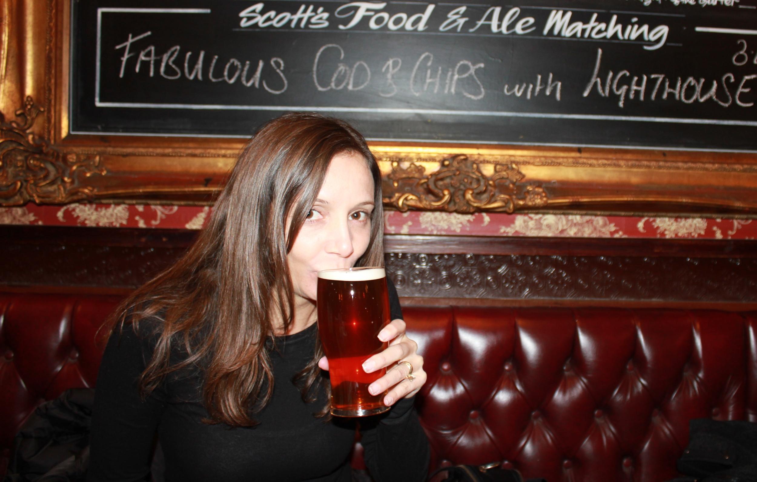 Princess of Wales Pub, London, England