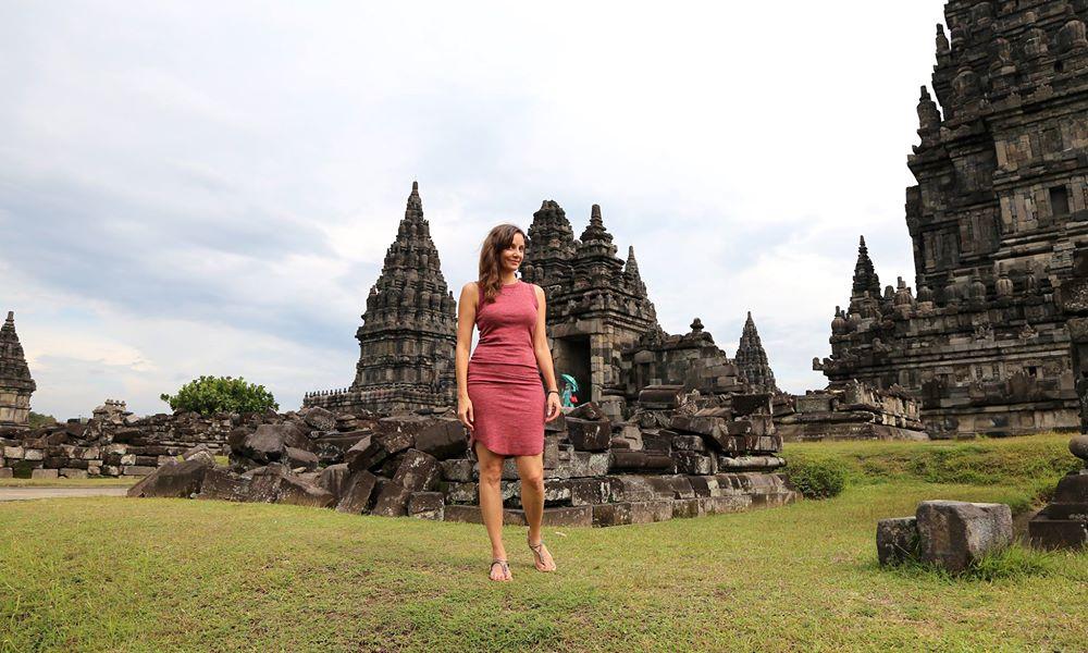 Exploring Prambanan Temple in Indonesia