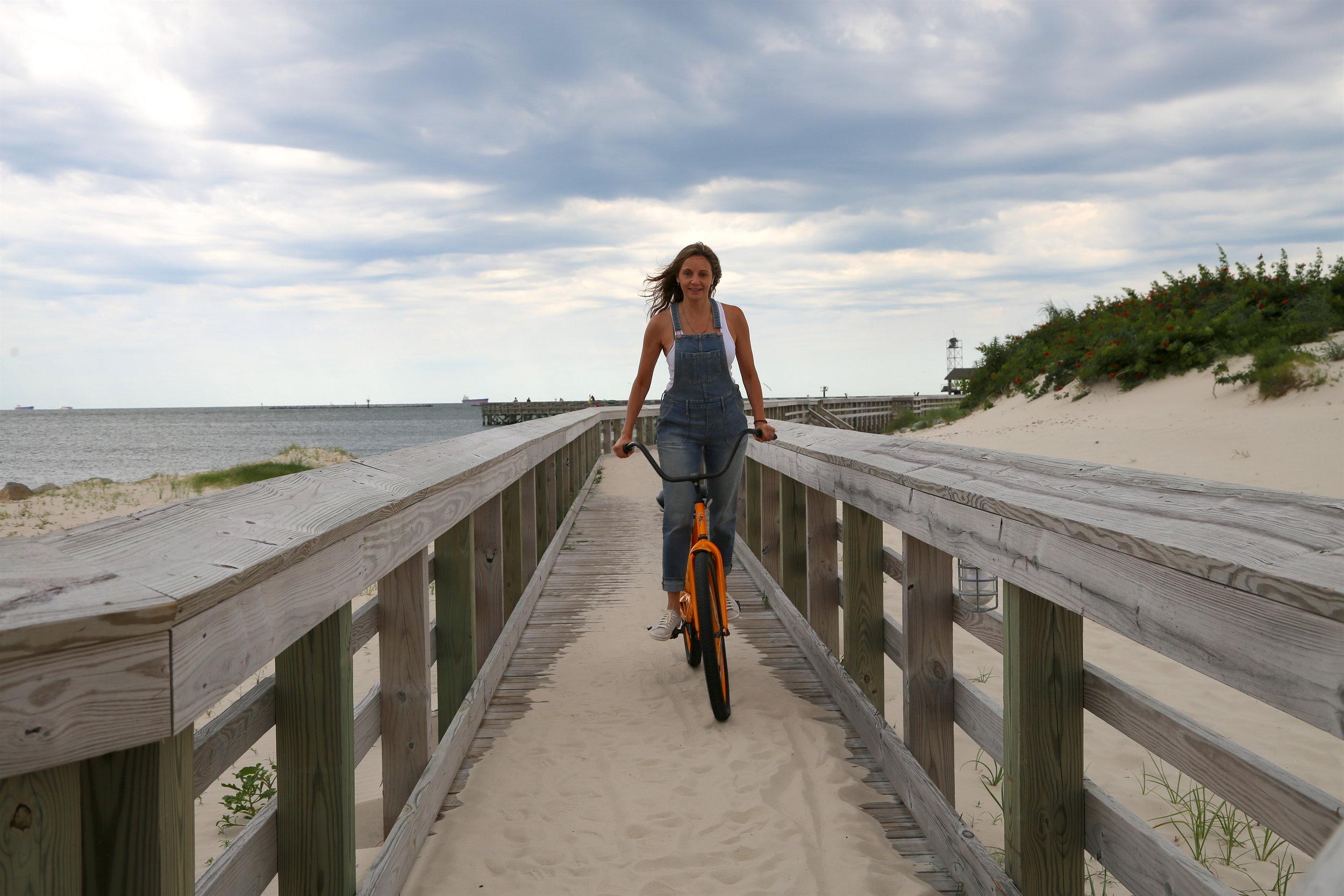 Bike Riding in Virginia