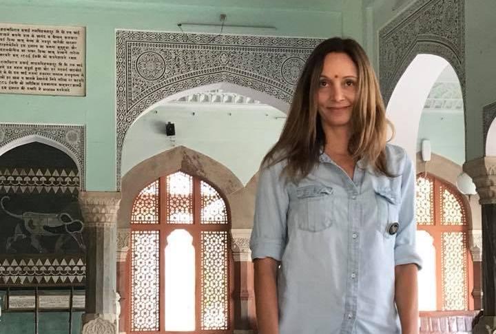 Albert Hall Museum in Jaipur, India
