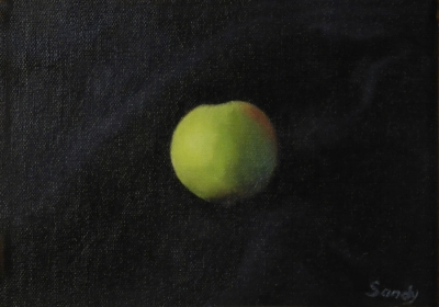 Green Apple , 4 x 6