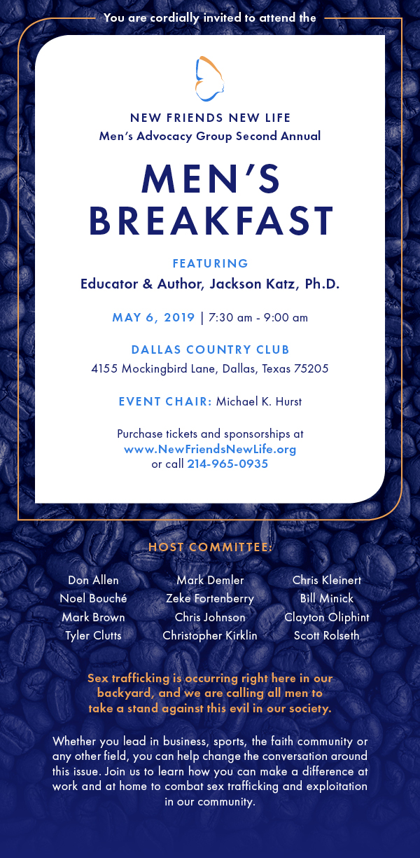 Click on the image to register for MAG Breakfast