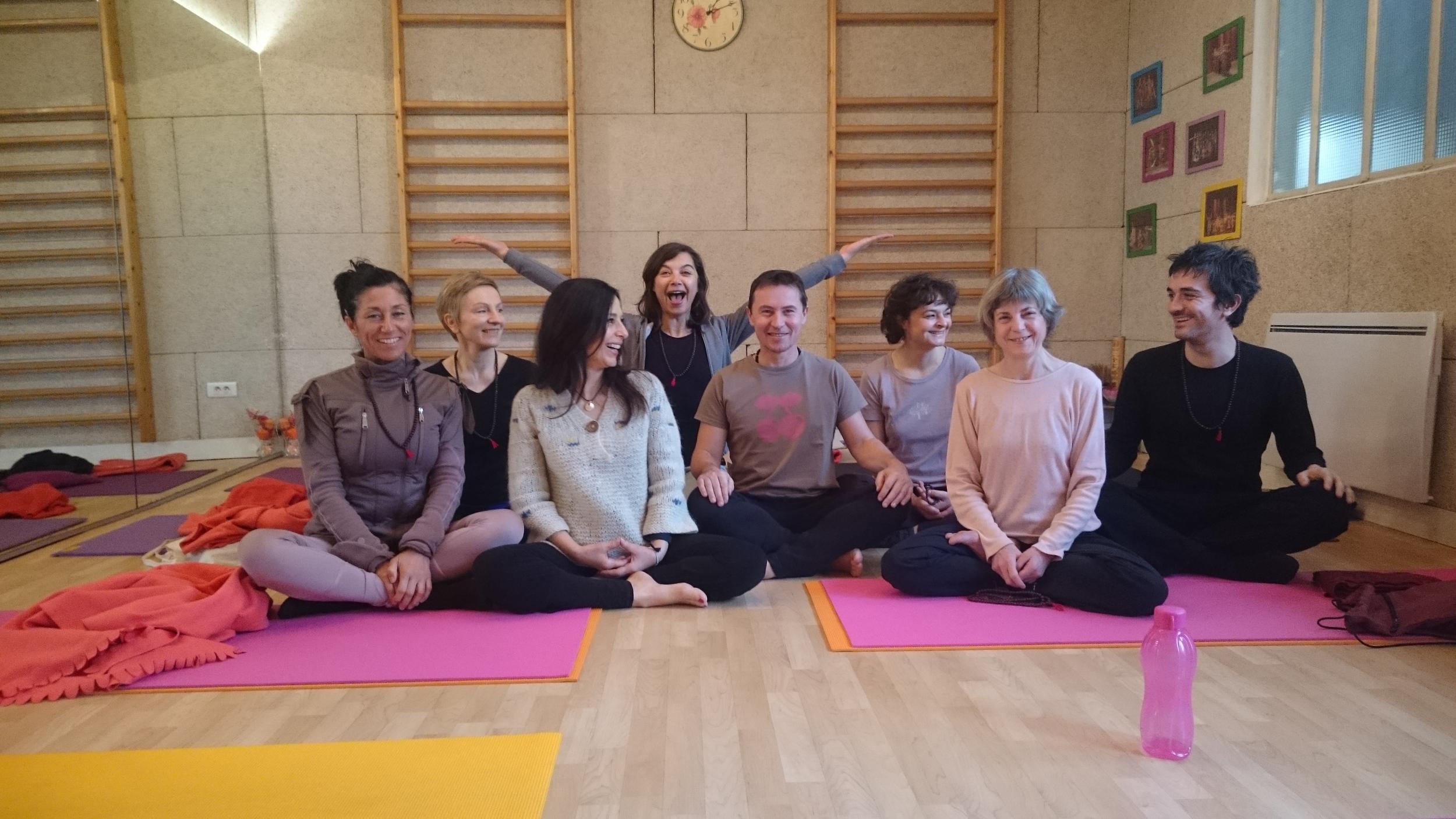 Promotion formation kriya yoga 2015/16