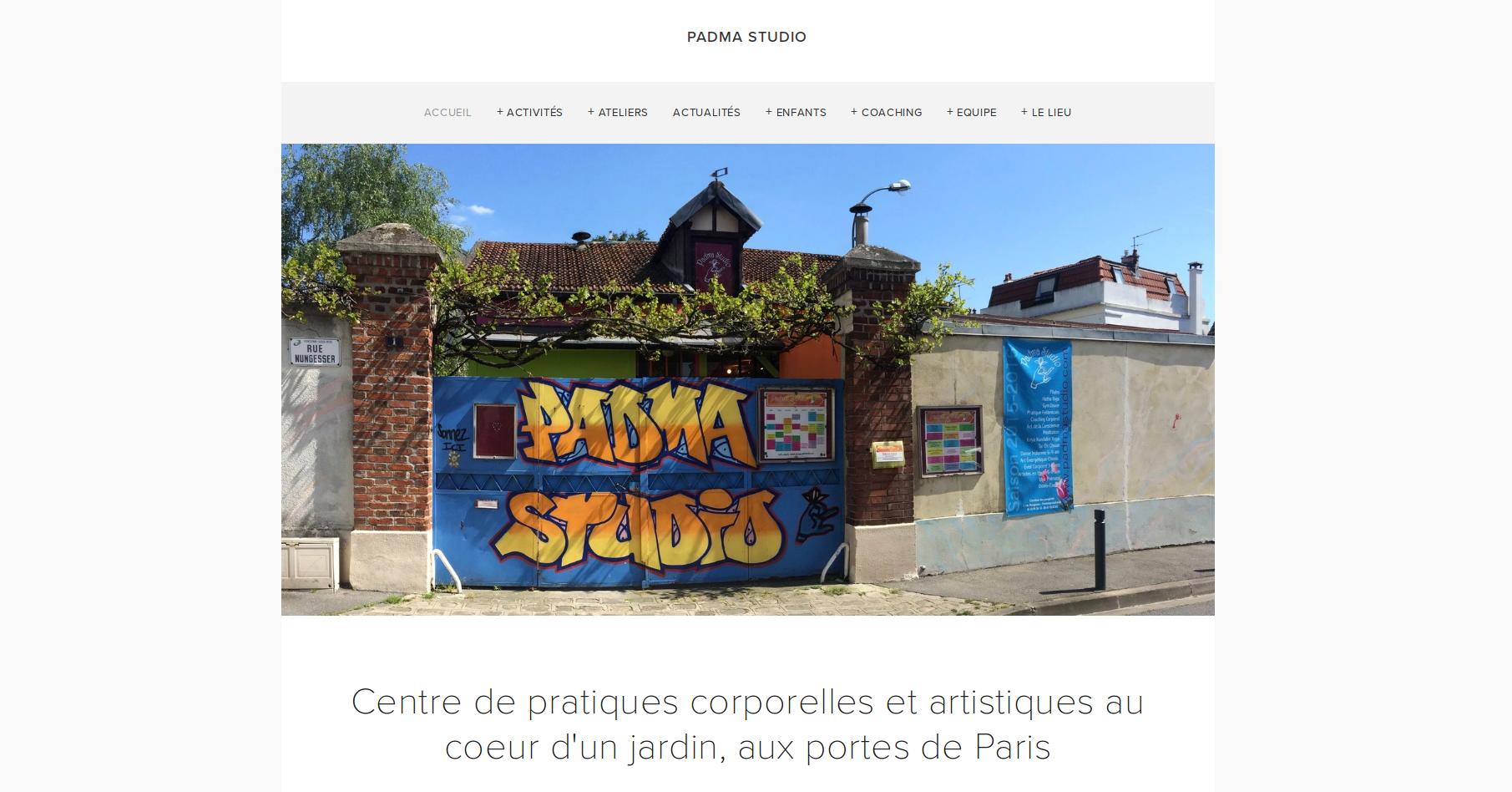 Padma Studio