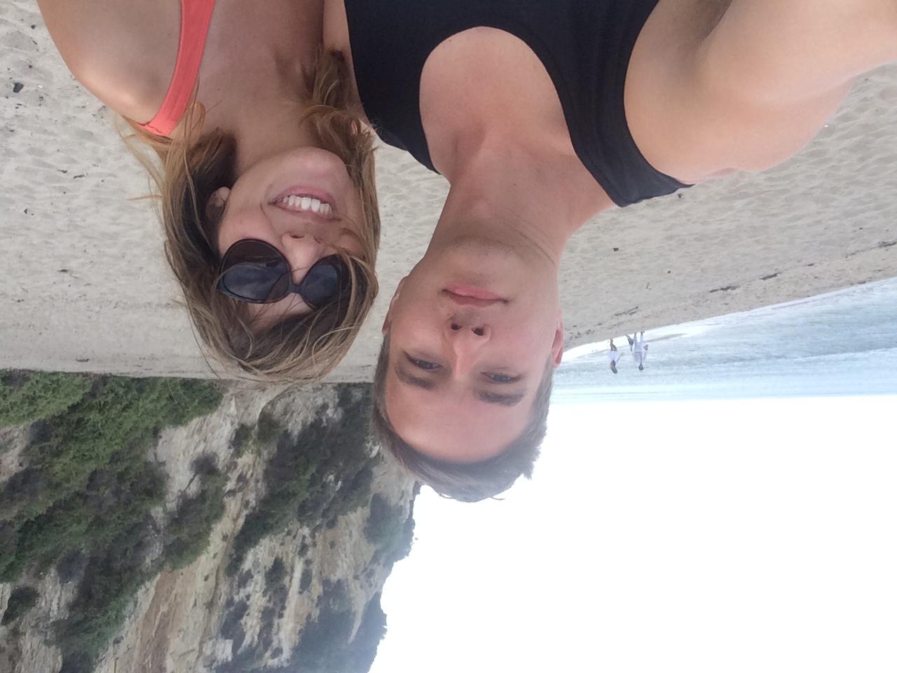 Malibu pretty much felt like we were in Italy.