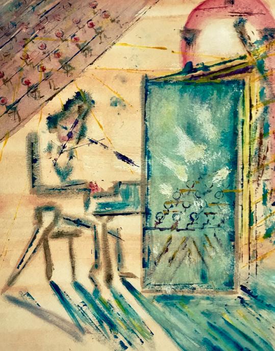 Pianist by Bo