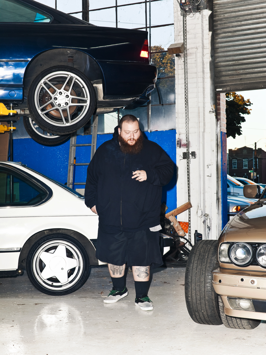 Action Bronson for Acclaim