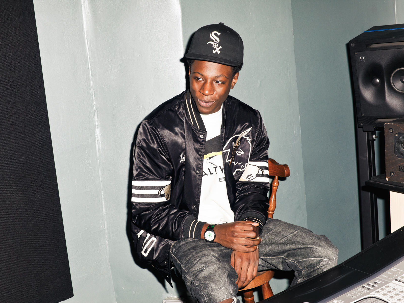 Joey Bada$$ for Acclaim