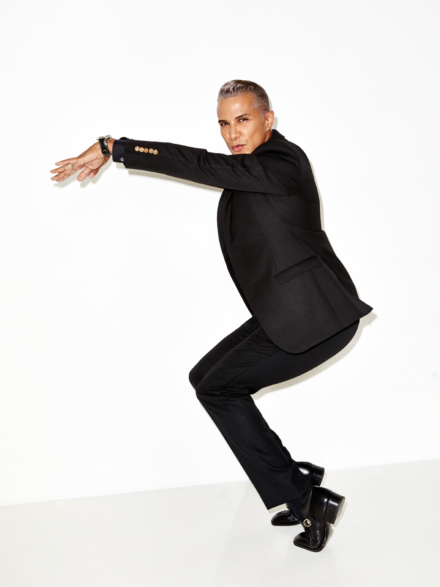 Jay Manuel for Glamour