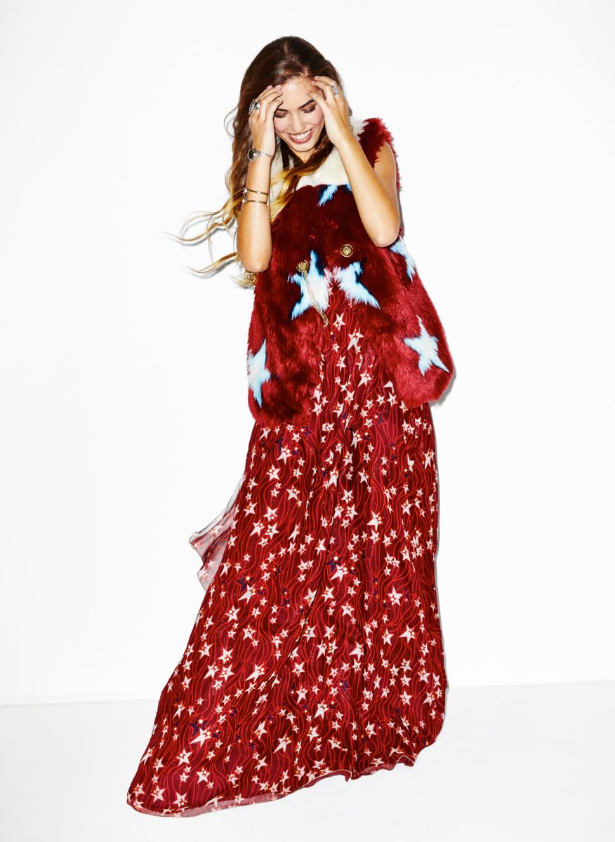 Amber Le Bon for Cosmopolitan