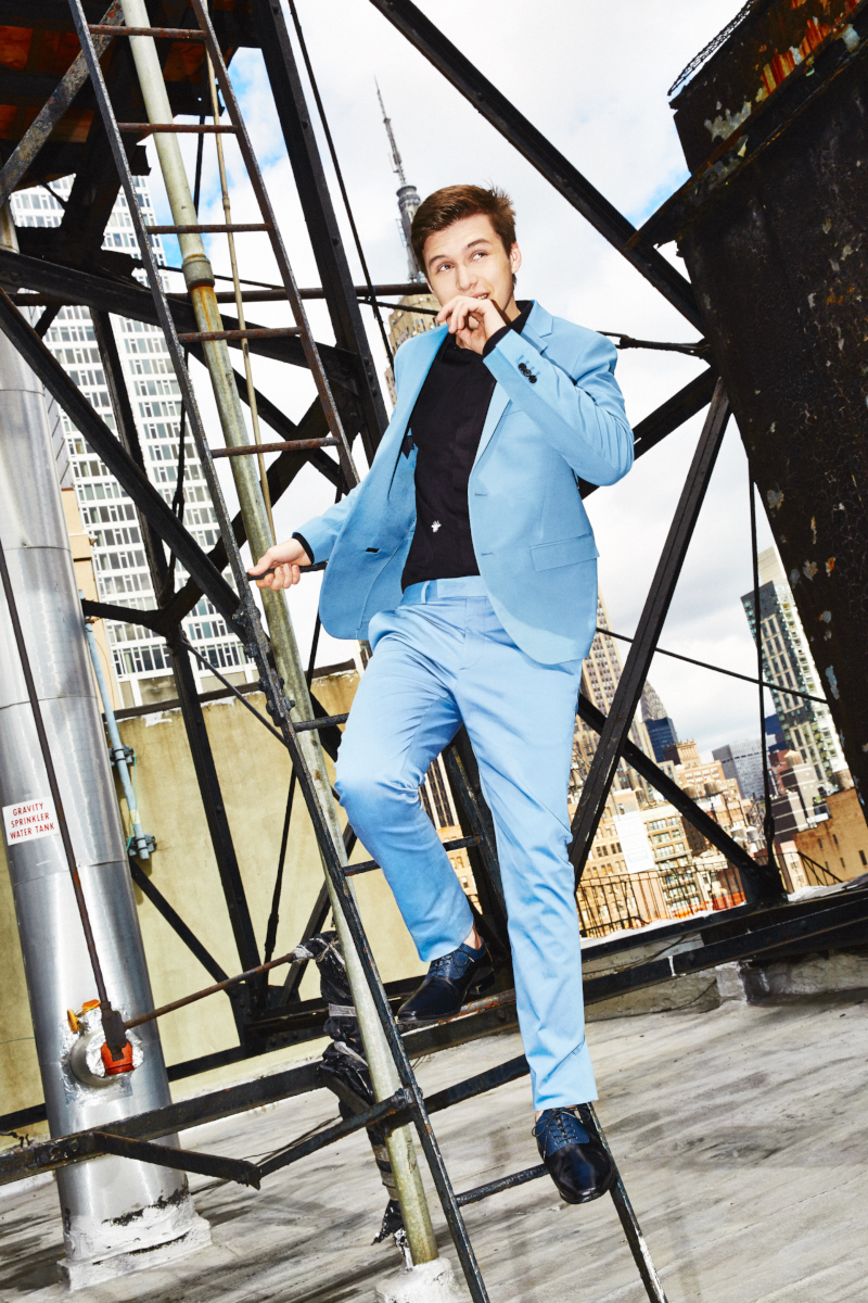 Nick Robinson for The Hollywood Reporter