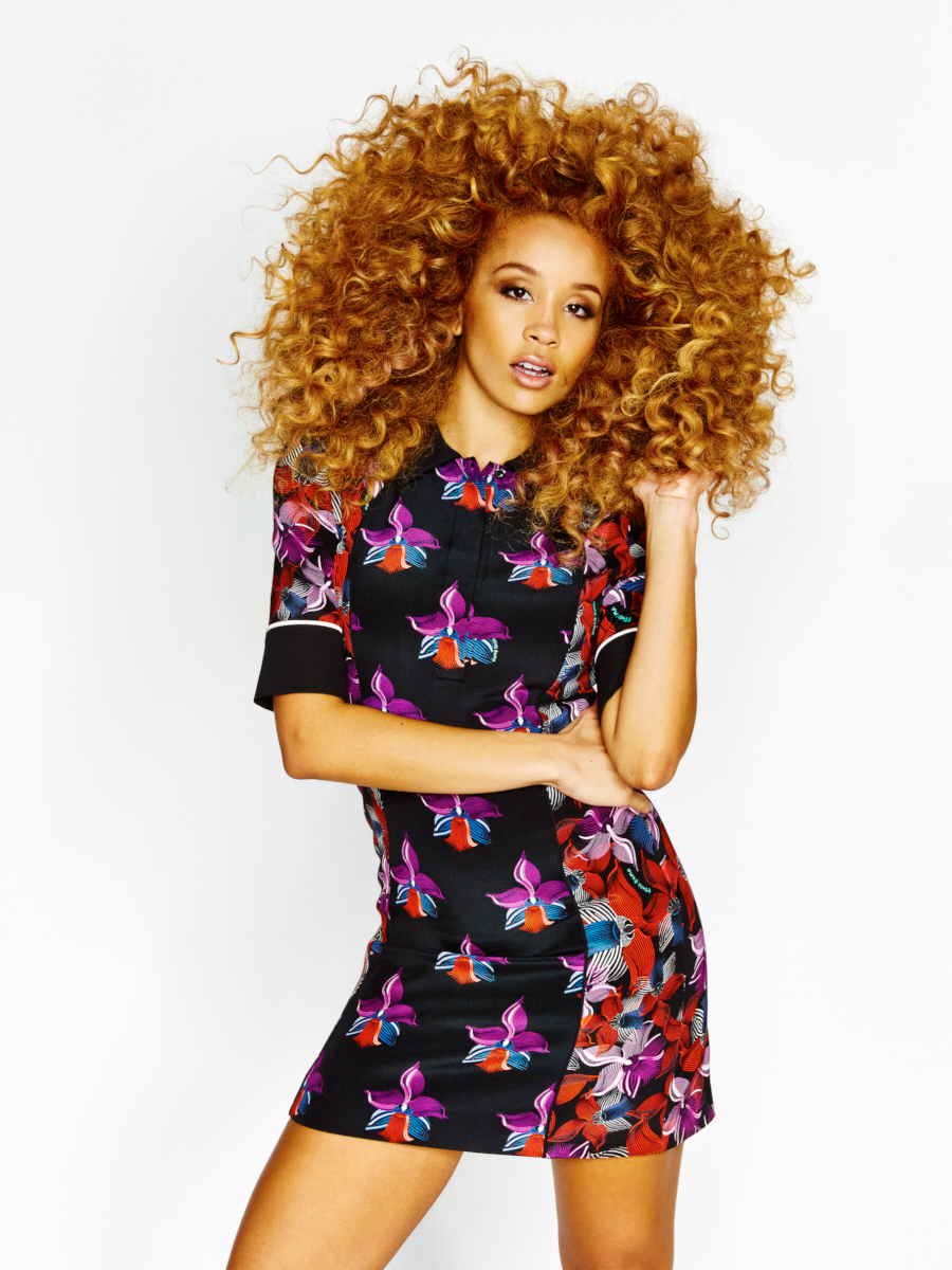 Lion Babe for Nylon