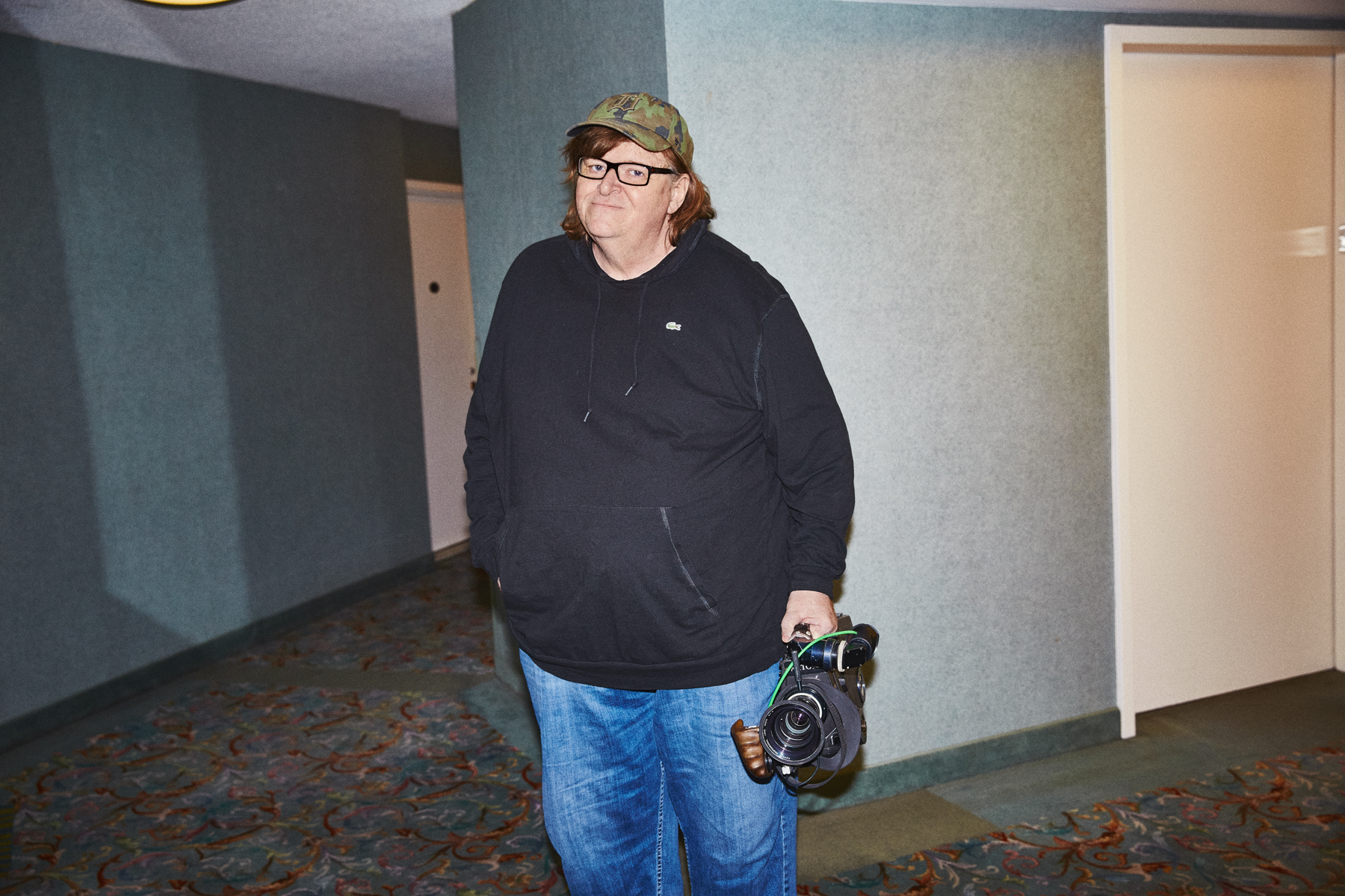 Michael Moore for the New York Times