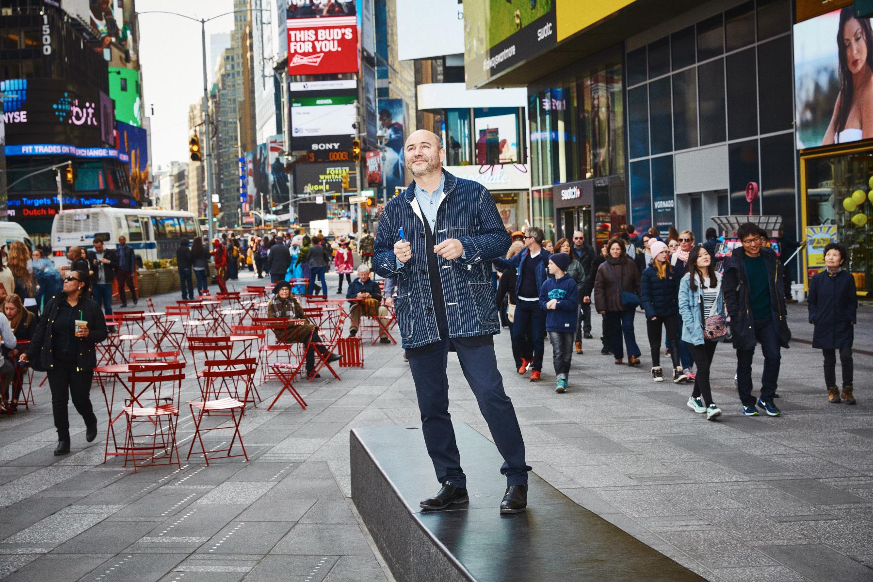 Architect Craig Dykers for Rhapsody