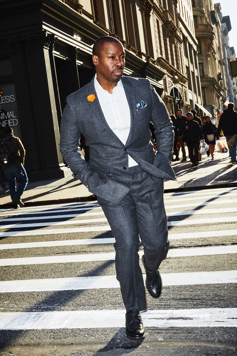 Ted Gibson for Men's Health