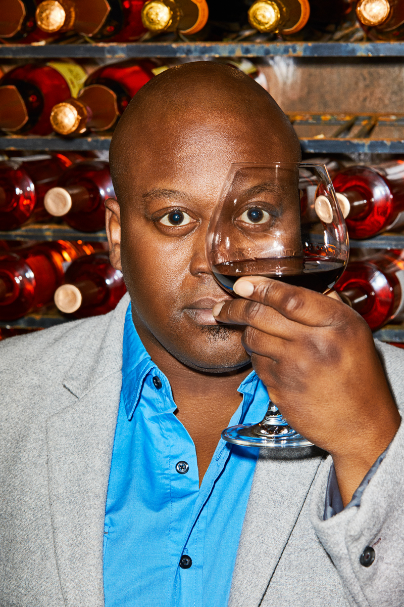 Tituss Burgess for Entertainment Weekly