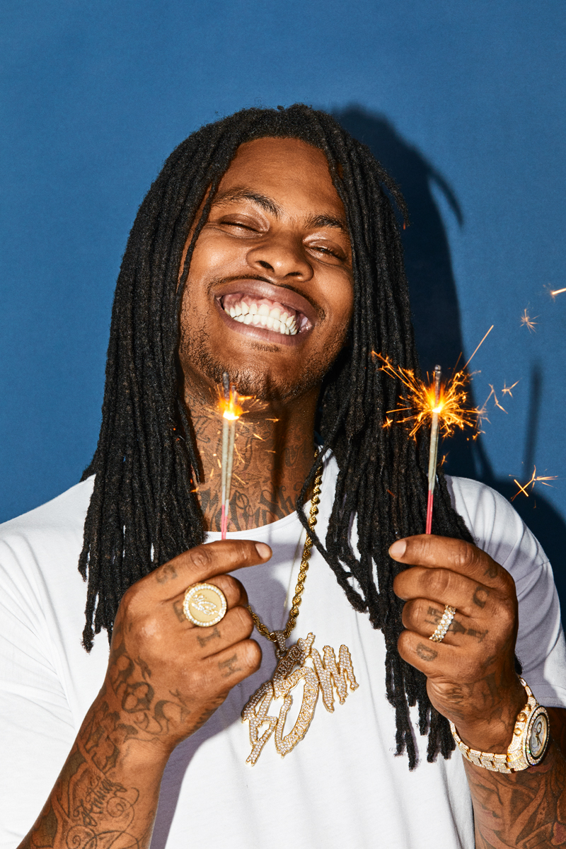 Waka Flocka Flame for Billboard