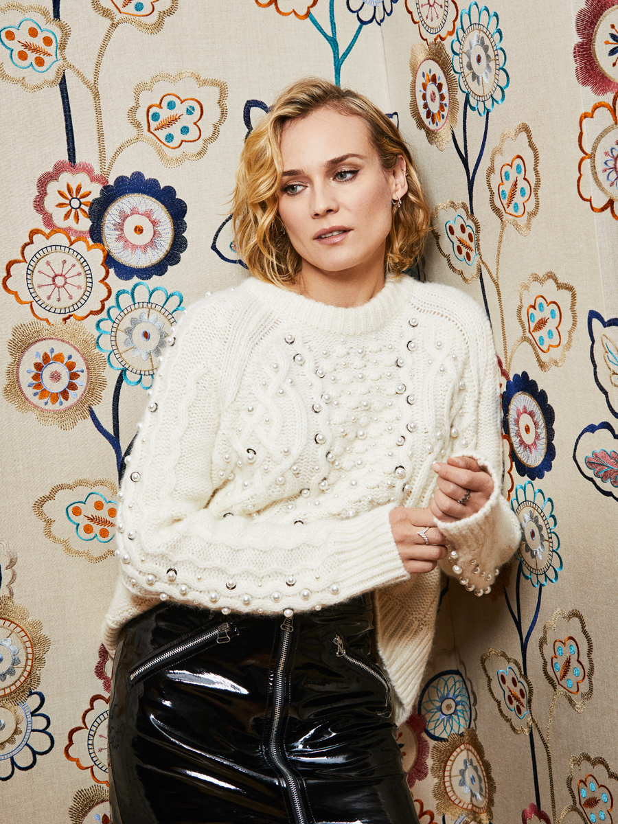 Diane Kruger for the New York Times