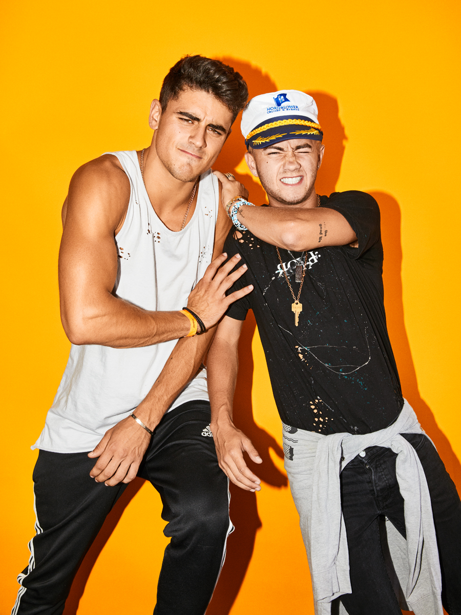 Jack and Jack for Billboard