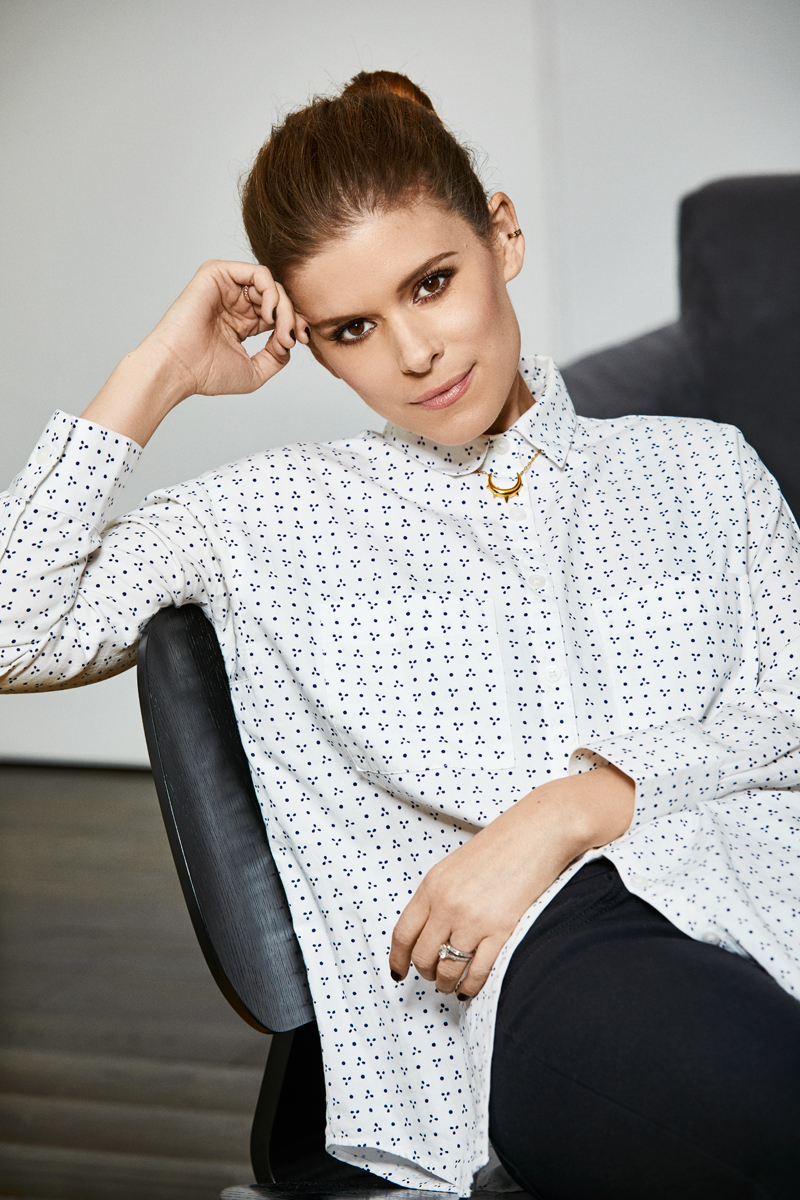 Kate Mara for the New York Times