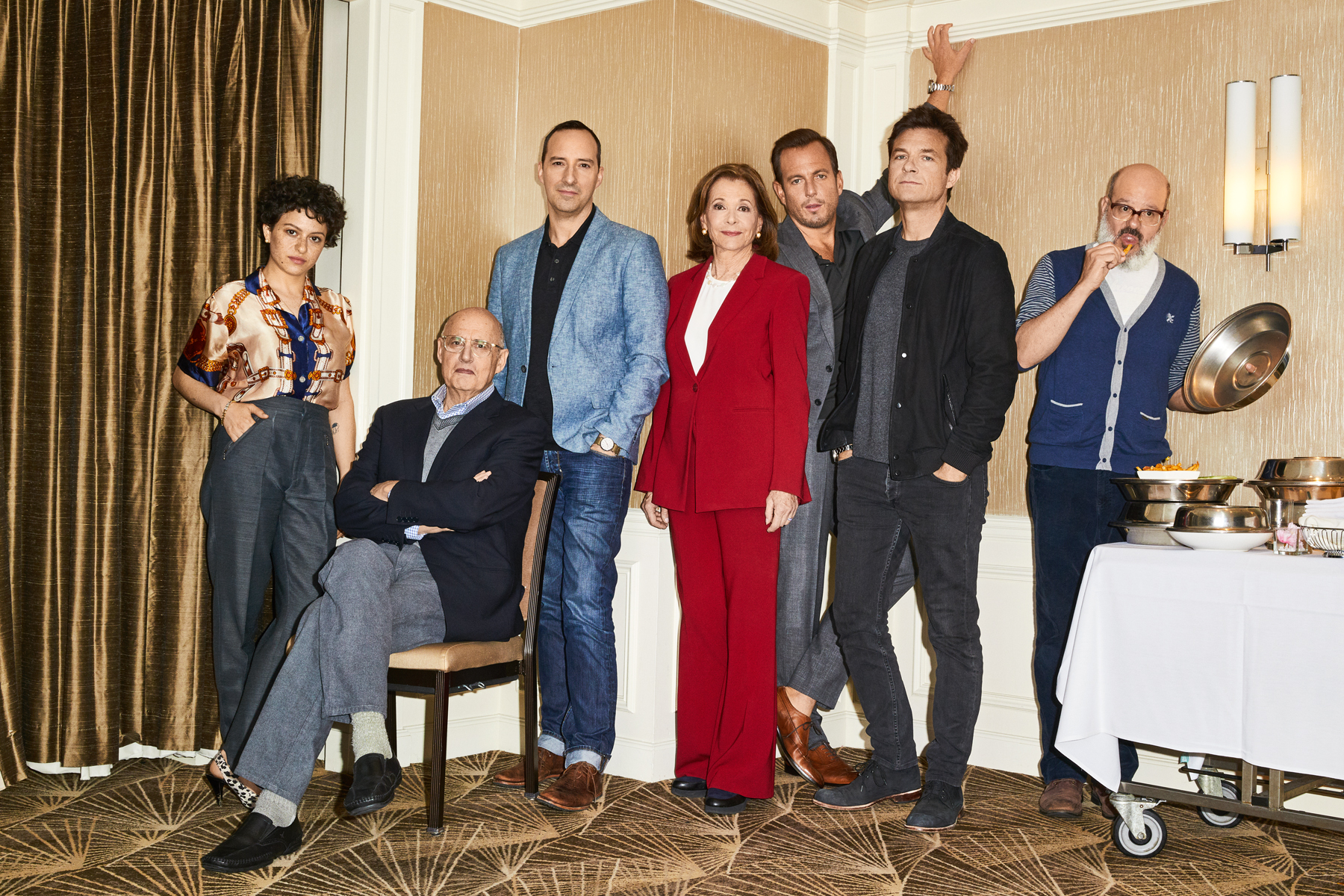 Arrested Development for the New York Times