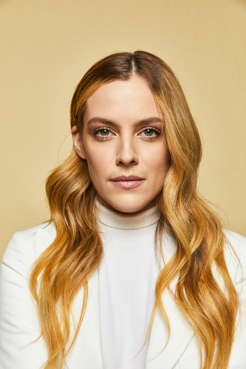 Riley Keough at Sundance 2019 for Getty Entertainment