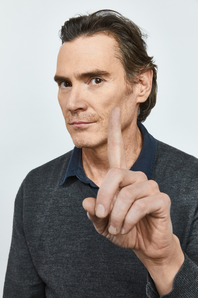 Billy Crudup at Sundance 2019 for Getty Entertainment