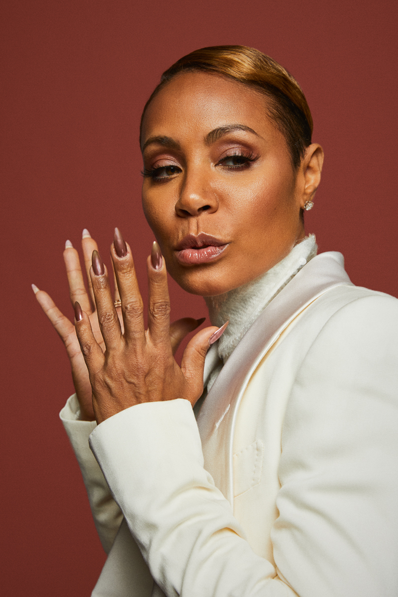 Jada Pinkett Smith at Sundance 2019 for Getty Entertainment