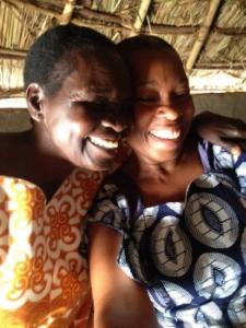 Midwifery is a Global Profession Nya Memaniye and Mama Florence (Ugandan Midwife)