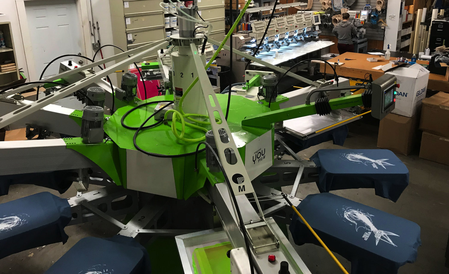 39e801b01 SERVICES; Graphic and Logo Design · Screen Printing - Embroidery - Direct  to Garment ...