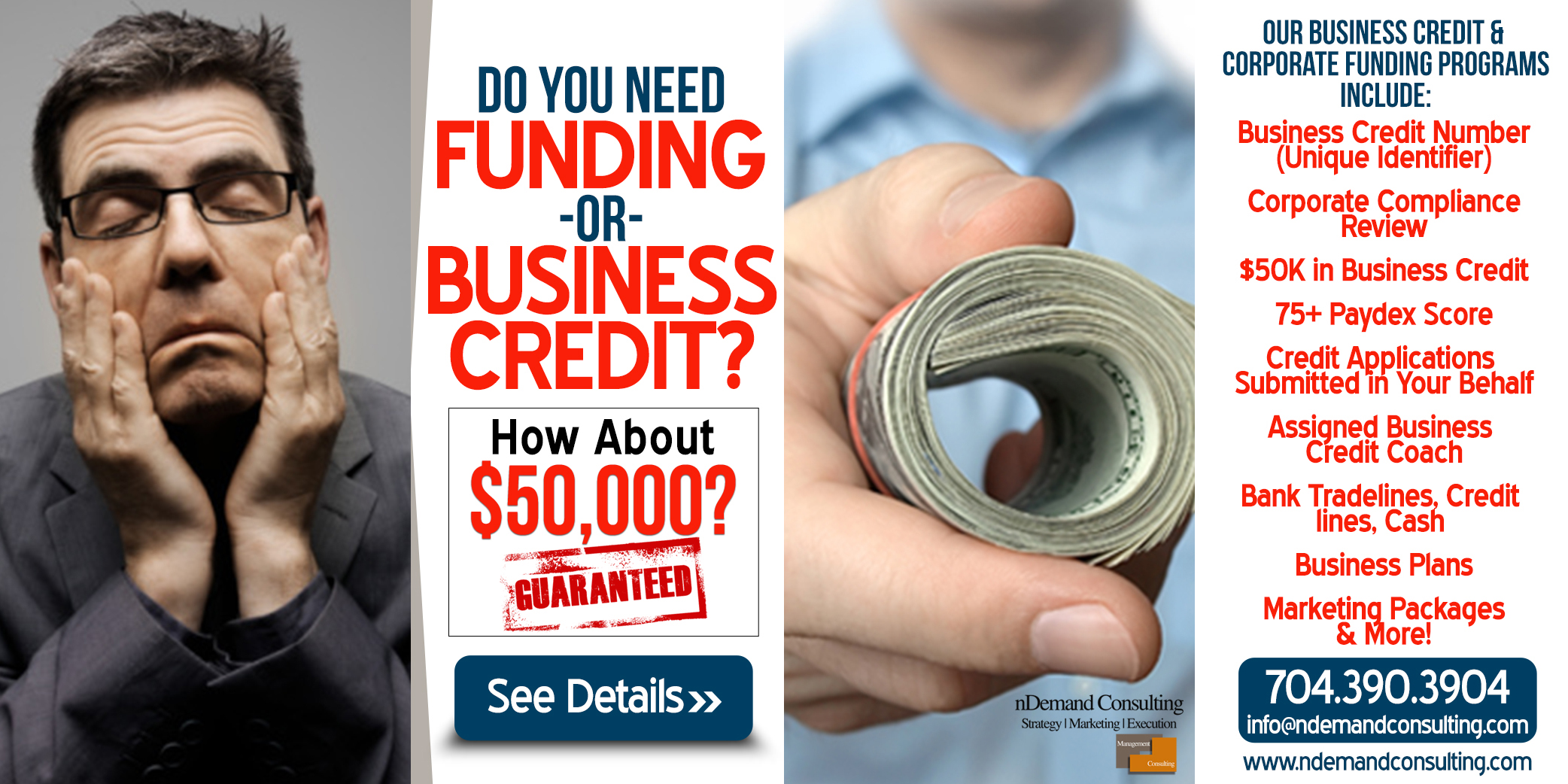 Business Credit & Corporate Funding
