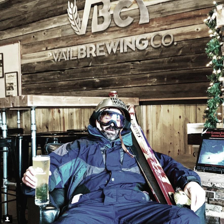 Garrett - Co-Owner & Head Brewer