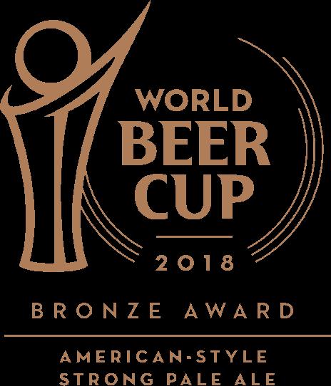 world Beer cup bronze award.png