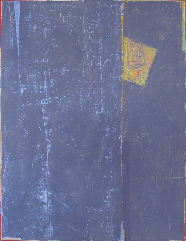 "Compline  John Pavlicek JP3337 Mixed Media on Canvas 32"" x 24"""