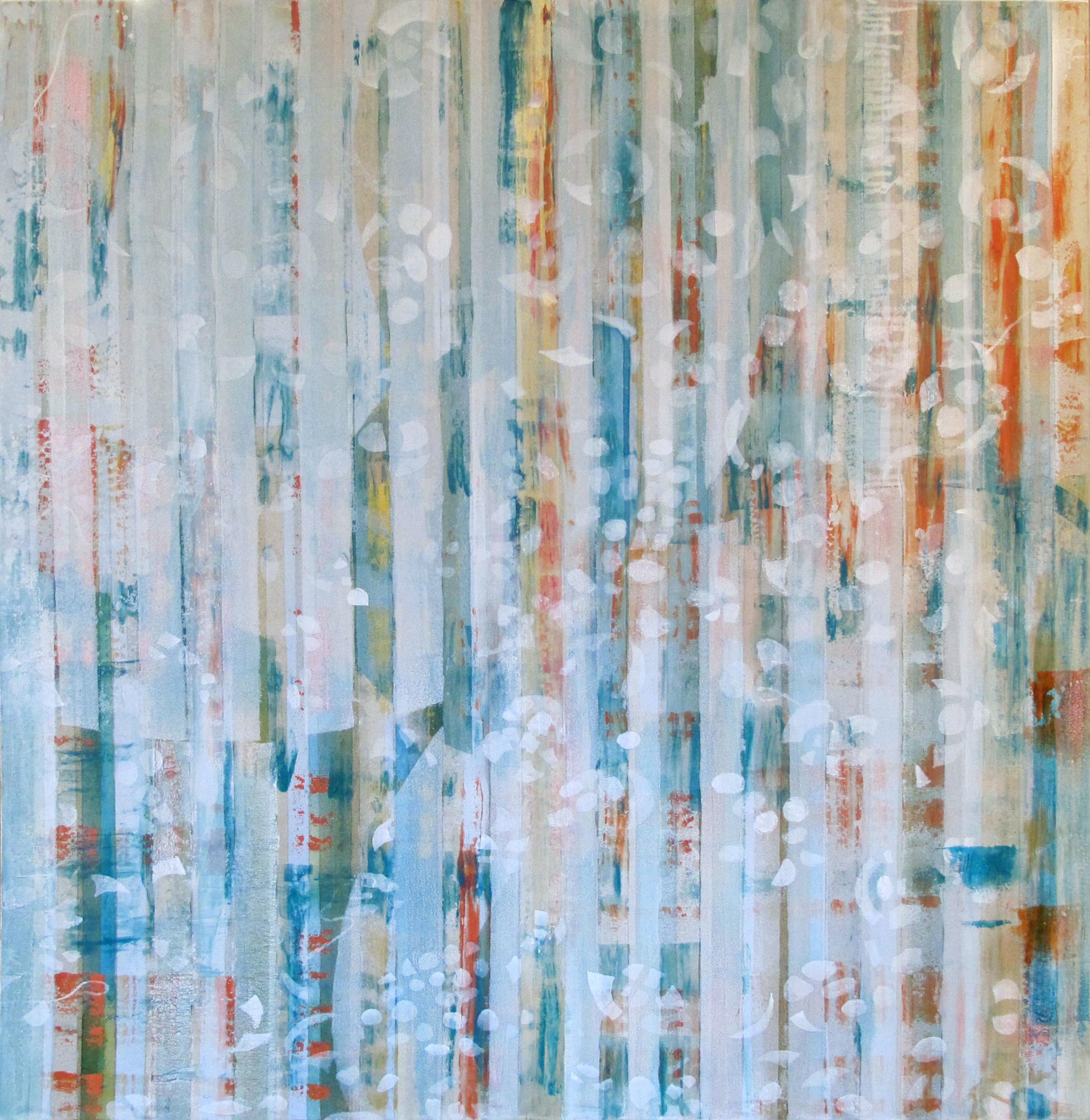 "Liminal Spaces  42 Elizabeth Chandler EC1065 Acrylic on Canvas 60"" x 54"""