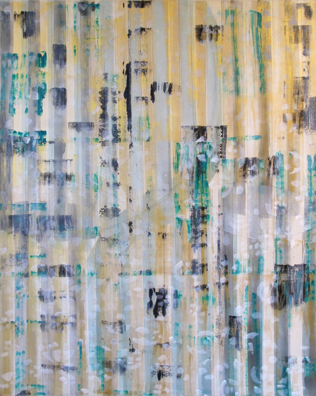 "Liminal Spaces  87 Elizabeth Chandler EC1064 Acrylic on Canvas 72"" x 54"""